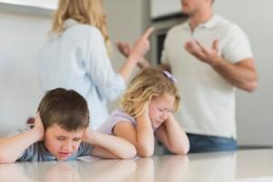 Как следует разводиться, если есть общие дети?