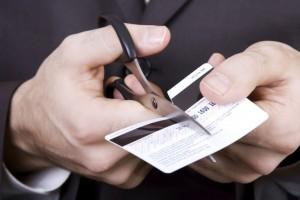 Наложили арест на банковскую карту