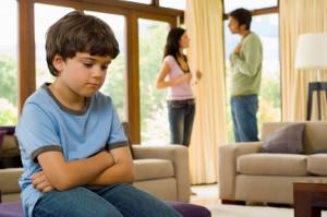 Порядок развода при несовершеннолетнем ребенке
