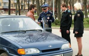 Проверка автомобиля на ограничения