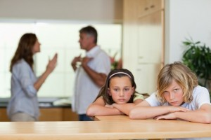 Процедура развода при наличии несовершеннолетнего ребенка