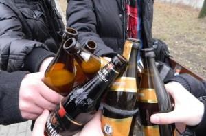 Какое наказание за распитие спиртных напитков в общественном месте