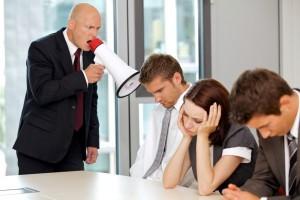 Приказ о дисциплинарном взыскании в виде замечания