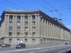 здание арбитражного суда в Санкт-Петербурге