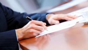 Образец доверенности на право подписи документов за директора