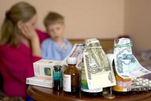 Какие лекарства бесплатно детям до 3 лет