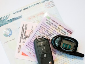 Сколько стоит поставить машину на учет в России
