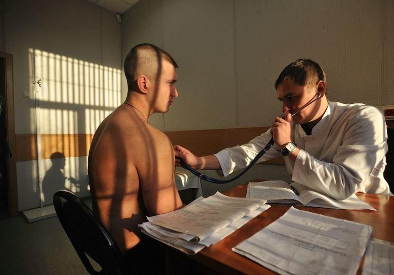 Как пройти независимую военно-врачебную экспертизу