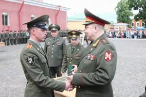 Юридическая помощь военнослужащим по контракту