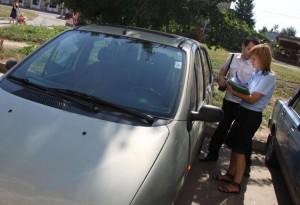 Арест на автомобиль при разводе