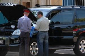 Оформление права собственности на автомобиль в ГИБДД