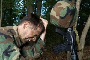 Военная травма увольнения