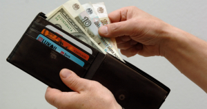 Размер задолженности по алиментам