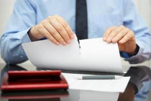 Сроки расторжения договора в одностороннем порядке
