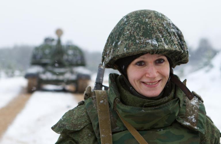 Льготы женщинам военнослужащим