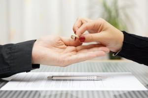 Образец заявления в суд о расторжении брака