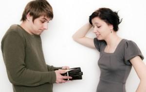 Взыскание алиментов на содержание жены