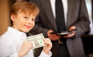 Выплата задолженности по алиментам