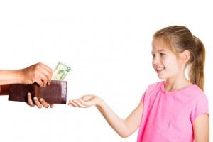 Порядок выплаты алиментов