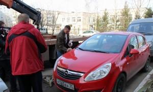 Арест автомобиля не принадлежащего должнику