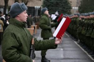 Материальная ответственность военнослужащих за хищение военного имущества
