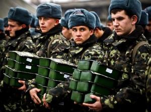 Виды ответственности за хищение военного имущества