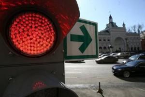 Что грозит за проезд на красный свет в 2016 году?