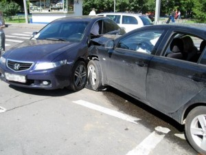 Аварии с участием пешехода