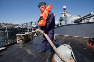 Защита интересов моряков