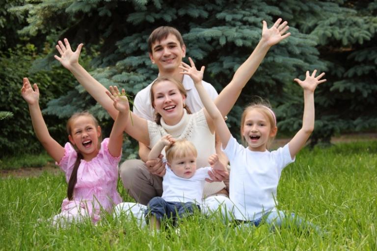 Какие льготы положены многодетным семьям Московской области