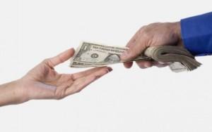 Как оплатить алименты через банк
