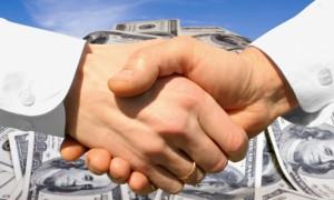 Образец решения об одобрении крупной сделки