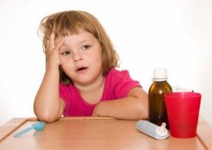 Перечень бесплатных лекарств детям до 3 лет