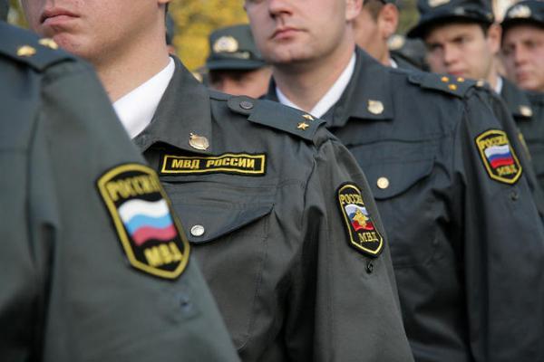 Юридическая консультация сотрудников полиции