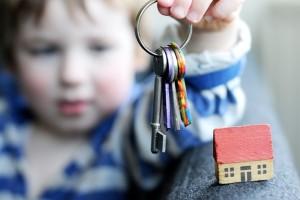 Приватизация жилья на детей
