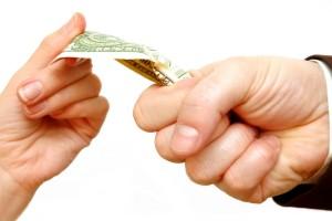 Как взыскать алименты с индивидуального предпринимателя?