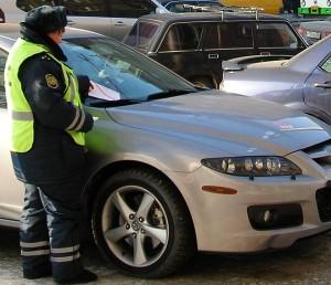 Какой размер штрафа за неправильную парковку в Москве в 2016 году?