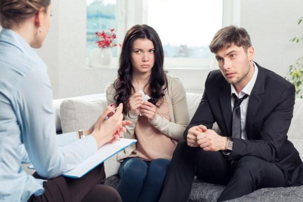 Оказание юридической помощи по семейным вопросам