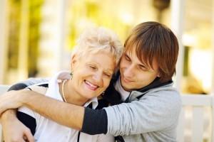 Назначение алиментов на родителей