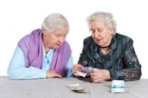 Алименты на престарелых родителей
