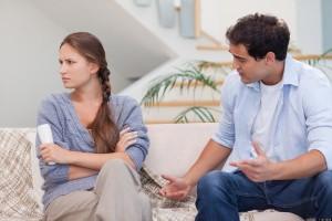 Взыскание задолженности по алиментам с мужа