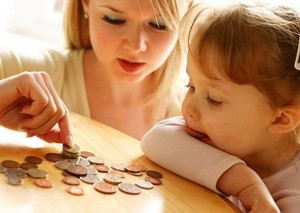 Выплата алиментов матери одиночке