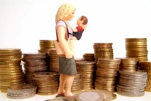 Как освободить от уплаты алиментов на ребенка