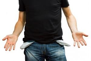 Как платят алименты безработные?