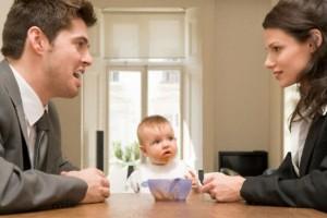 Взыскание алиментов на ребенка без развода