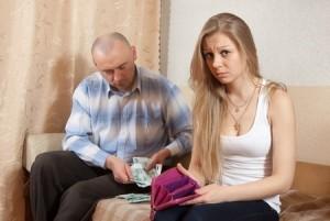 Муж не платит алименты на детей