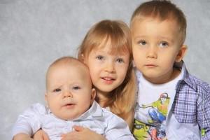 Какой размер алиментов на 3 детей?