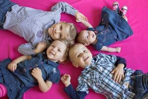 Какой размер алиментов на 4 детей?