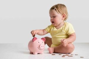 Размер алиментов детям до 3 лет