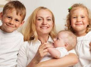 Как взыскать алименты на троих детей